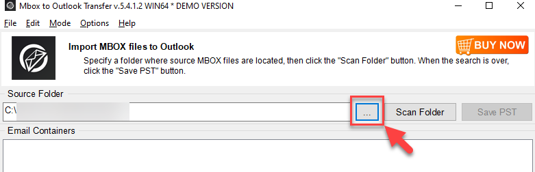 mbox-to-outlook-browse-file