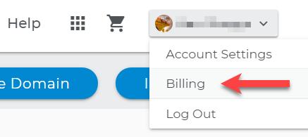 Billing link