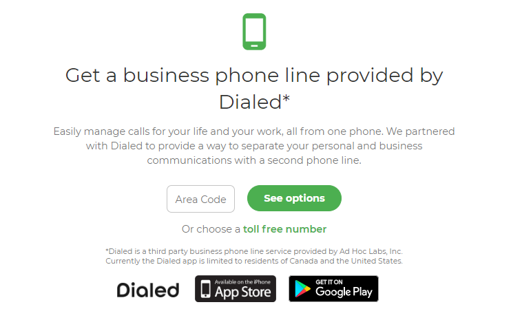 Get A Business Number