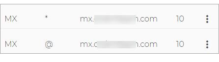 MX Record