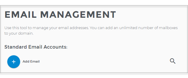 Click Add Email