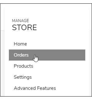 Click Orders