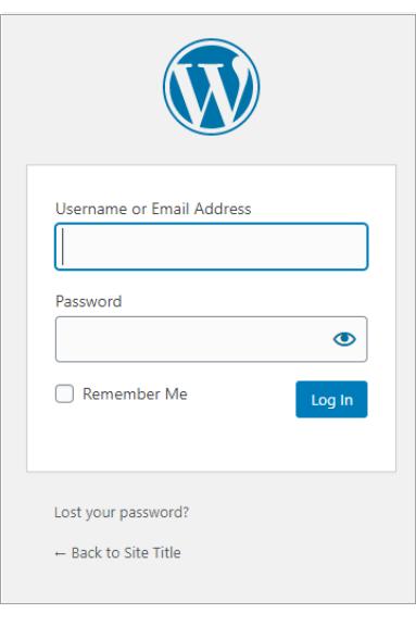 WordPress direct link access
