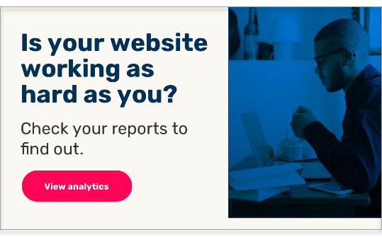 Click on the View Analytics button